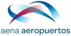 Лого aena aeropuertos