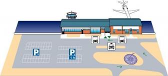 Схема аэропорта lappeenranta