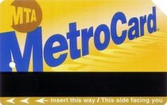 metrocard Нью-Йорк