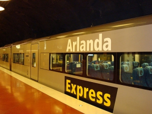 Stockholm-Arlanda express