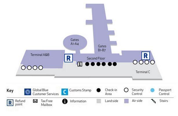 Аэропорт аликанте схема на русском языке